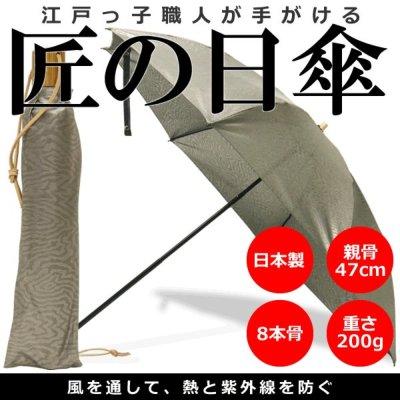 キャロン国発!メッシュスパッタリング折りたたみ傘