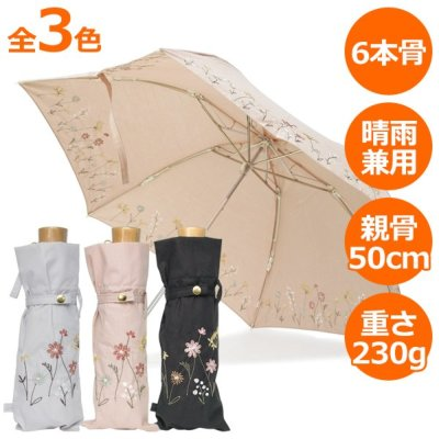 晴雨兼用 日傘<open>